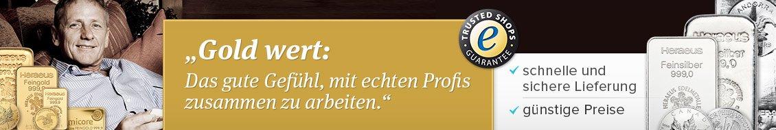 Gold Wert